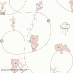 Papel Infantil Carousel Ref - DL21103