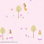 Papel Infantil Carousel Ref - DL21129