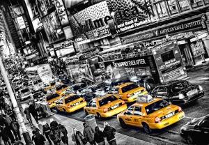 Mural Ref 00116 Cabs Queue