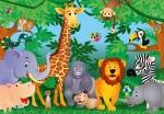 Mural Ref 00122 In the Jungle