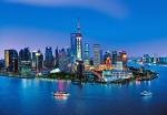 Mural Ref 00135 Shanghai Skyline