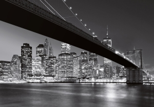 Mural Ref 00140 Brooklyn Bridge NY