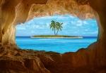 Mural Ref 00166 Paradise