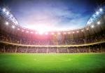 Mural Ref 00167 Stadium at Night