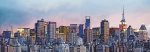 Mural Ref 00370 New York Skyline