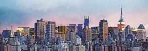Mural Ref 00370 New York Skyline