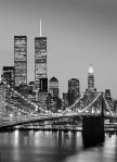 Mural Ref 00388 Manhattan Skyline at Night