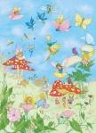 Mural Ref 00425 Fairy Tales