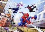 Mural Ref 4-4027 spider-man friendly neighbours