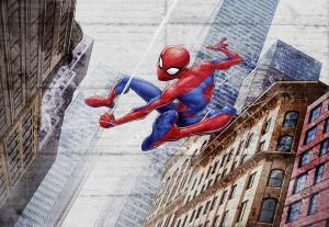 Mural Ref 8-4029 spider-man