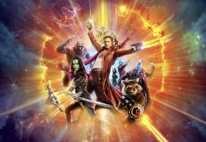 Mural Ref 8-4030 guardians of the galaxy
