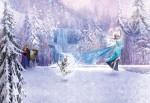 Mural Ref 8-499 frozen Floresta