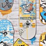 Papel de parede Freestyle Ref L29505