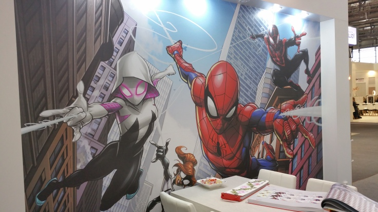 mural_spiderman_heimtextil_2018