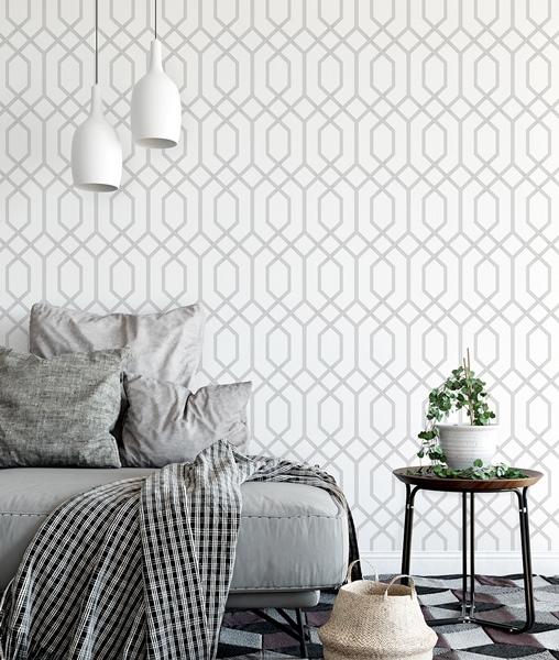 papel_pintado_geometrico_gris_claro