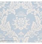 papel-de-parede-damasco-beje-perola-fundo-azul-imitacao-textura-tipo-tecido-963