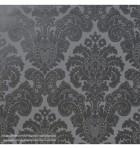 papel-de-parede-damasco-cinzento-escuro-e-preto-brilhante-5288-1
