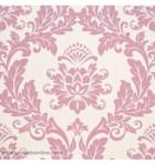 papel-de-parede-damasco-cor-de-rosa-fundo-beje-imitacao-textura-tipo-tecido-964