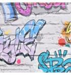 Papel de parede Tijolo Ref l17905