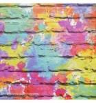 Papel de parede Tijolo Ref l33505