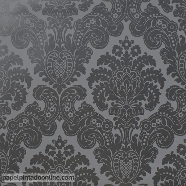 Papel de parede Damasco Ref:5288-1