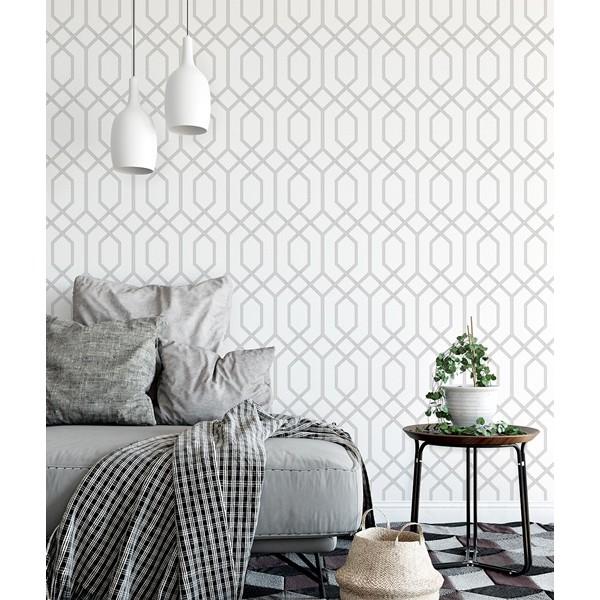 Papel de parede geométrico Ref: 972