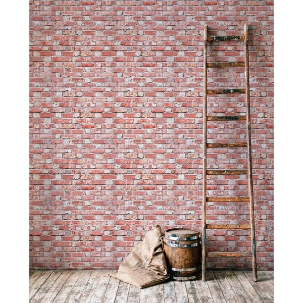 Papel de parede Tijolo rústico 1013