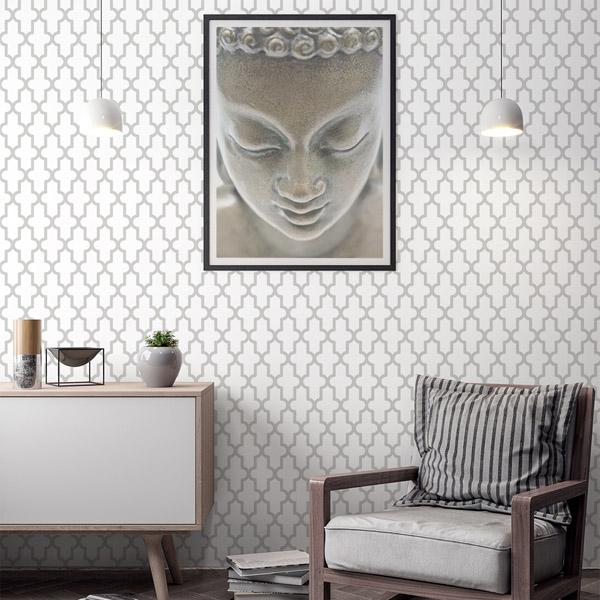 Papel de parede geométrico Ref 022