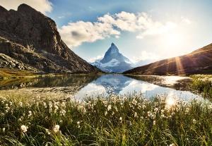 Mural ref 5291-4V-1_Matterhorn-Switzerland