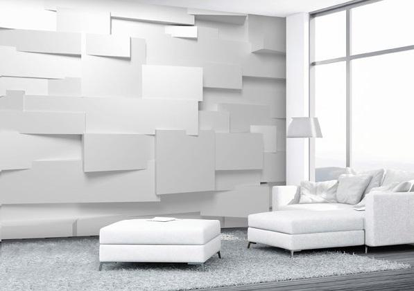 Fotomural Decorativo 3D