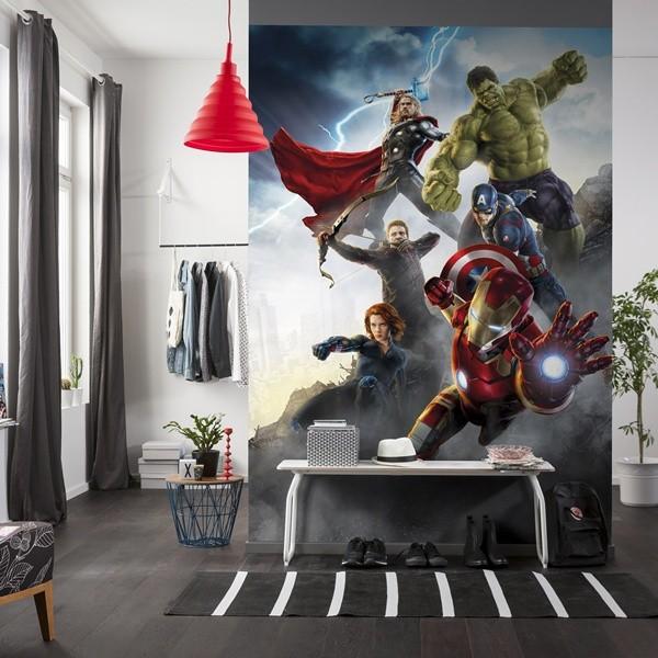 Fotomural Avengers Marvel