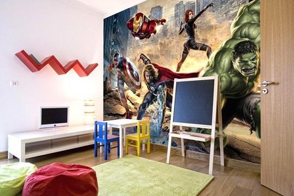 Fotomural Marvel Vingadores - Avengers
