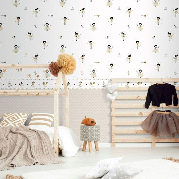 Papel de parede Sambori Infantil