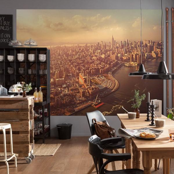 Fotomural Manhattan para decoração interior