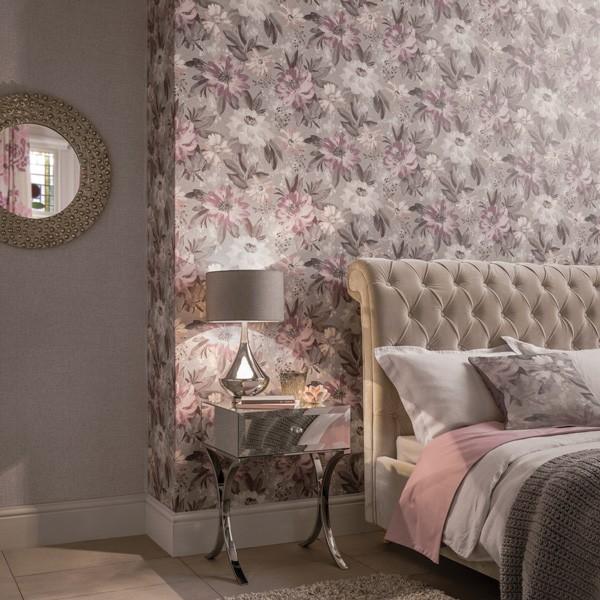 papel de parede floral BLOOM 676106