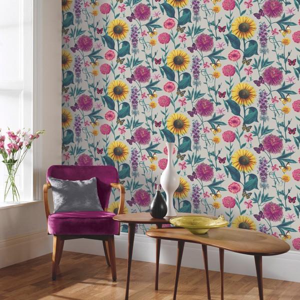 Papel de parede de bloom