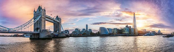 painel panoramico cidades do mundo