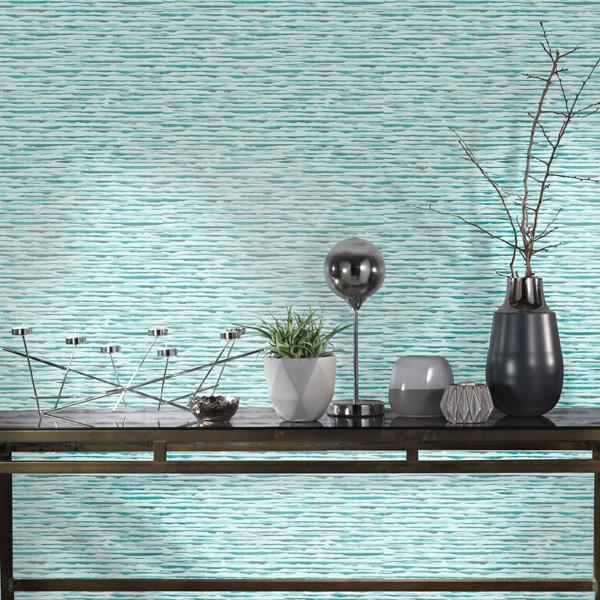 papel de parede liso efeito texturizado
