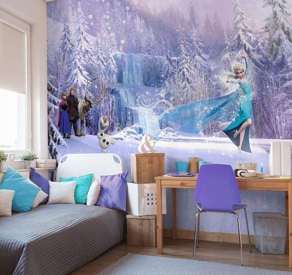 painel decorativo frozen