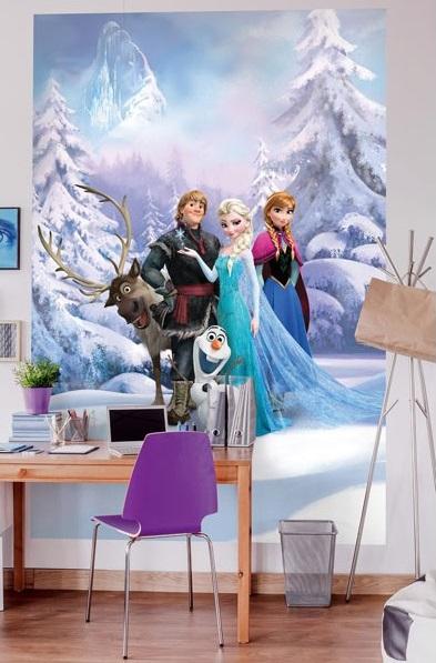 Fotomural Olaf frozen