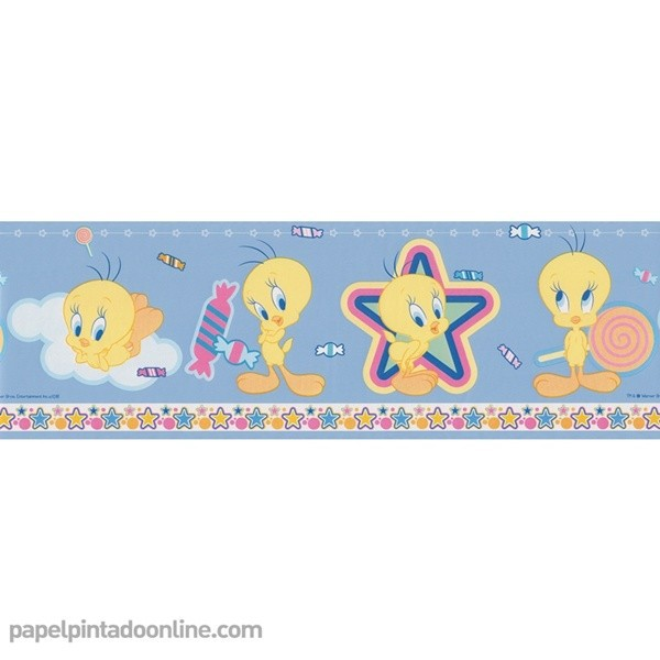 faixa decorativa infantil para paredes