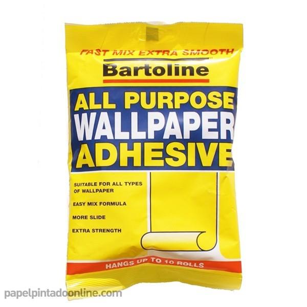 cola para papel de parede bartoline