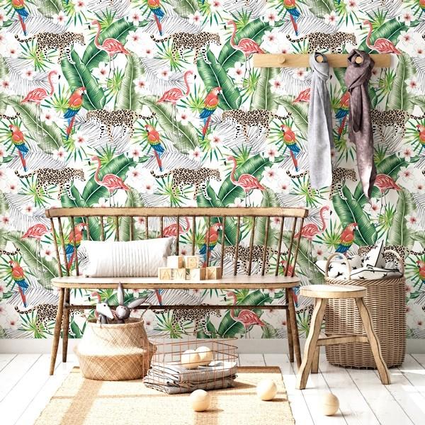 Papel de parede Natureza tropical