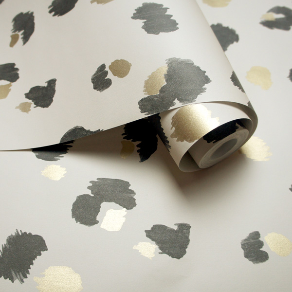 papel de parede animal print