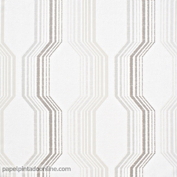 papel de parede geométrico texturizado